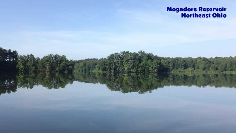 Mogadore Reservoir, OH - Go Fish Ohio!