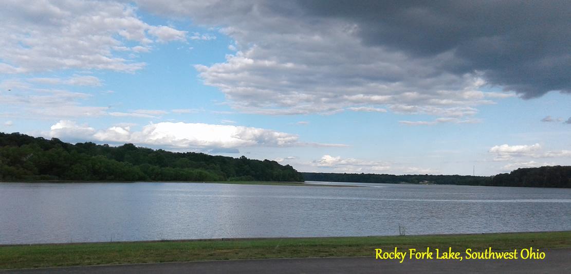 Rocky Fork Lake Fishing - Go Fish Ohio!