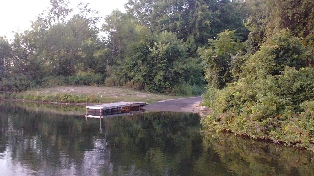 Nimisila Reservoir Boat Launch