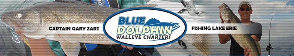 Blue Dolphin Walleye Charters - Gary Zart