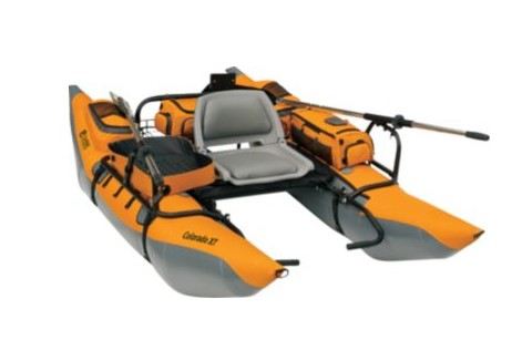 Float Tube - Kick Boat