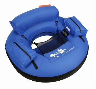 Float Tube - Round Boat