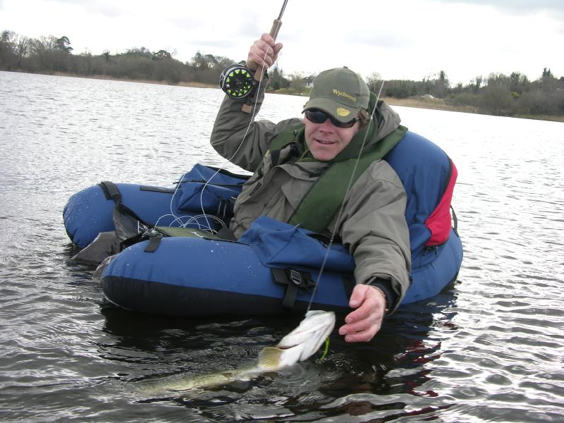 float tube fishing tips