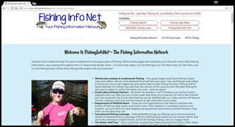 Fishing Information Network