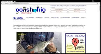 Go Fish Ohio - All Ohio Fishing Information