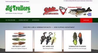 Jig Trailers - Bass Fishing Tackle