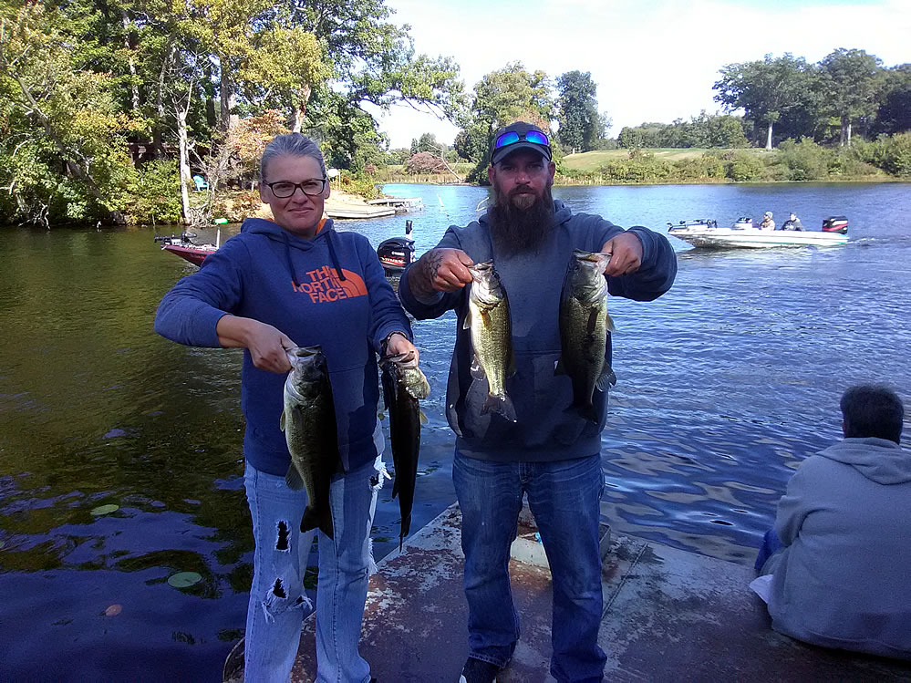 2019 Fall Classic - Couples Bass Fishing