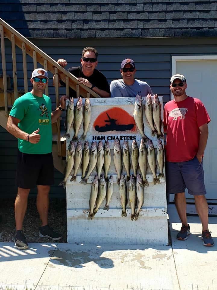 H&H Lake Erie Walleye Charters