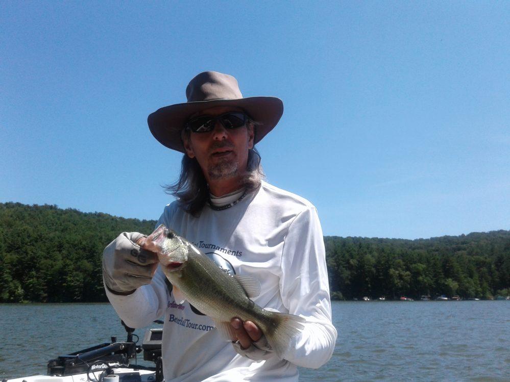 Tappan Lake Bass Fishing Report