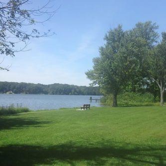 Lake MIlton Boat Ramp
