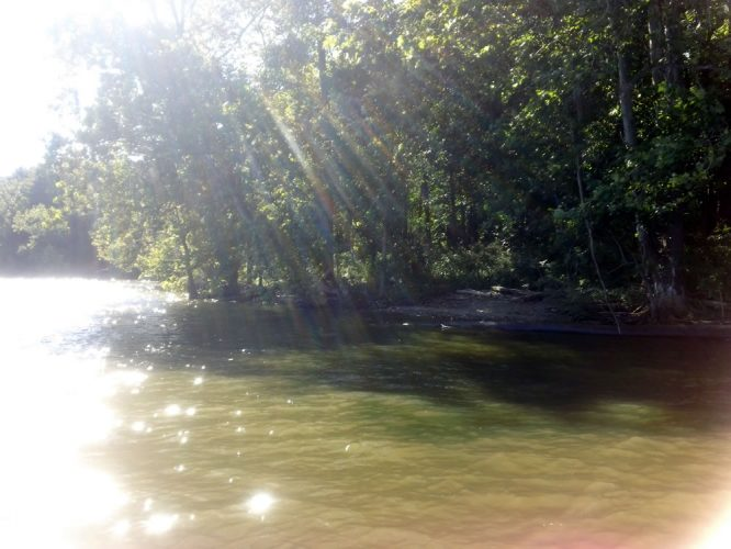 Pleasant Hill Reservoir Fishing Map - GoFishOhio