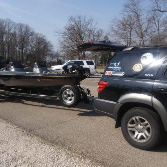 Portage Lakes Bass Fishing
