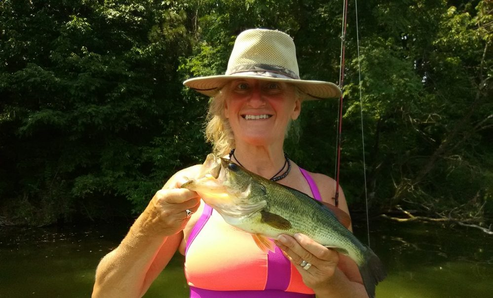 Mogadore Reservoir Bass Fishing Report