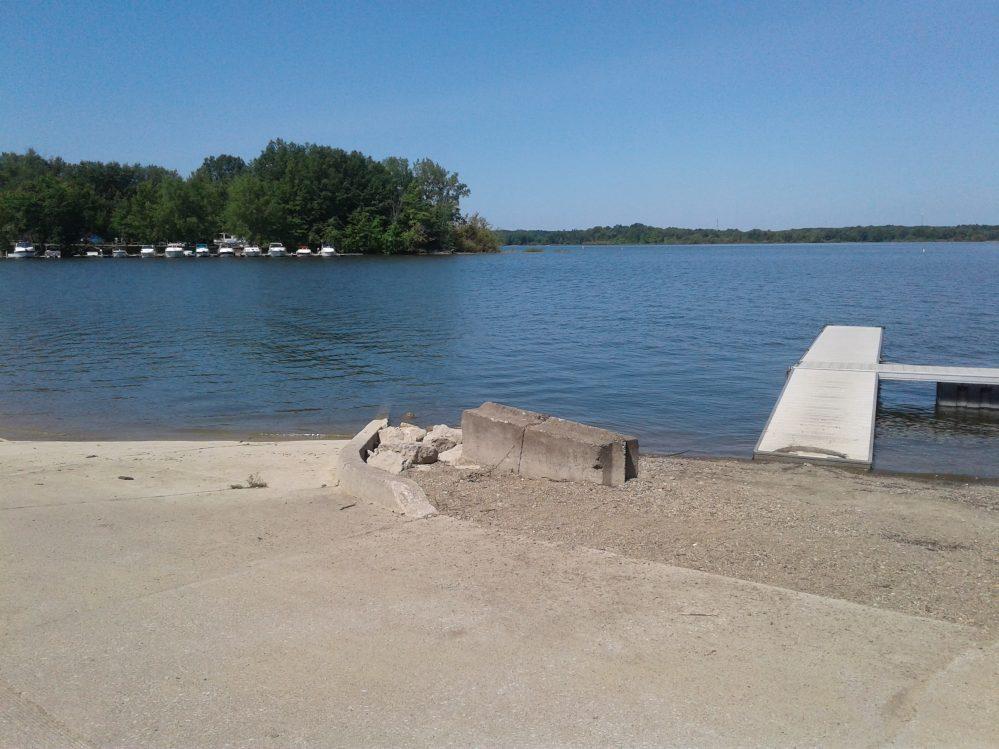 Berlin Lake Bass Fishing Report
