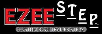 EZEE Custom Boat Trailer Steps