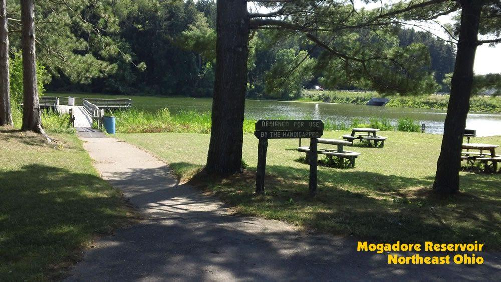 Mogadore Reservoir, OH - Go Fish Ohio!